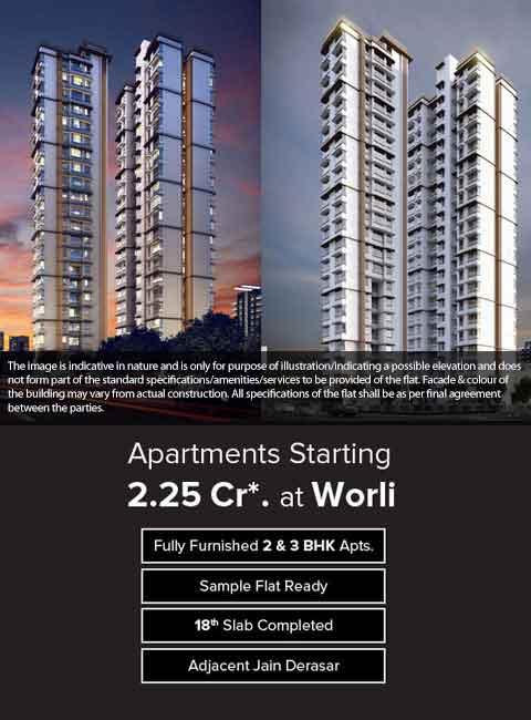 Flats in Worli, Apartments in Worli, Homes in Worli – Unity